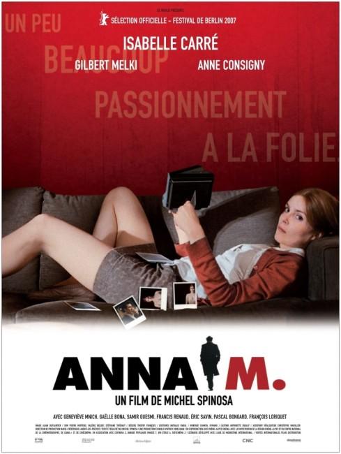 Anna M. (2007) poster