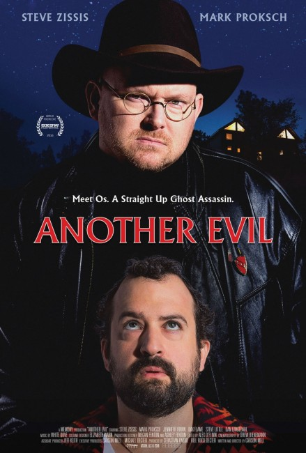 Another Evil (2016) poster