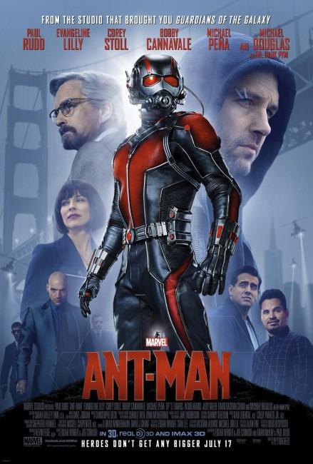 Ant-Man (2015) poster