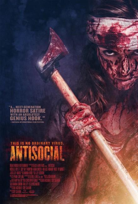 Antisocial (2013) poster