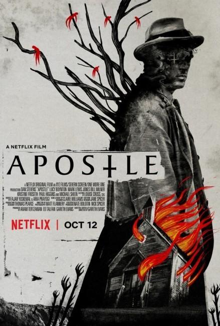 Apostle (2018) poster