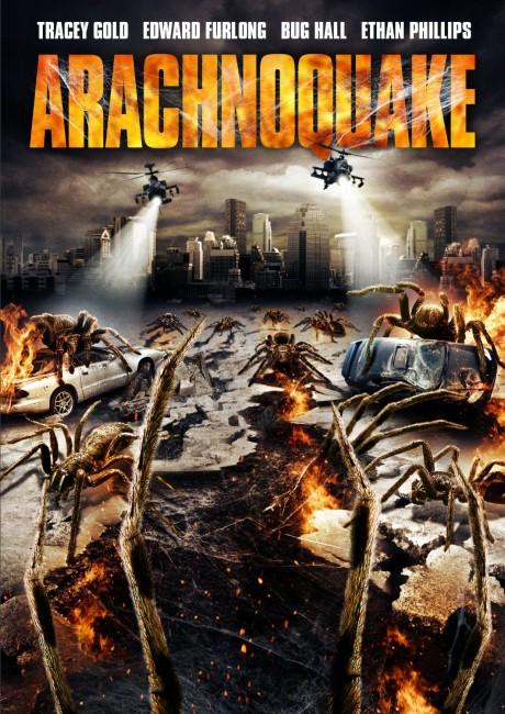 Arachnoquake (2012) poster