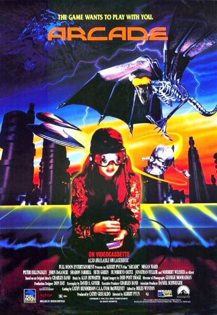 Arcade (1994) poster