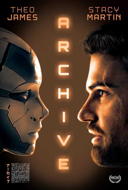 Archive (2020) poster