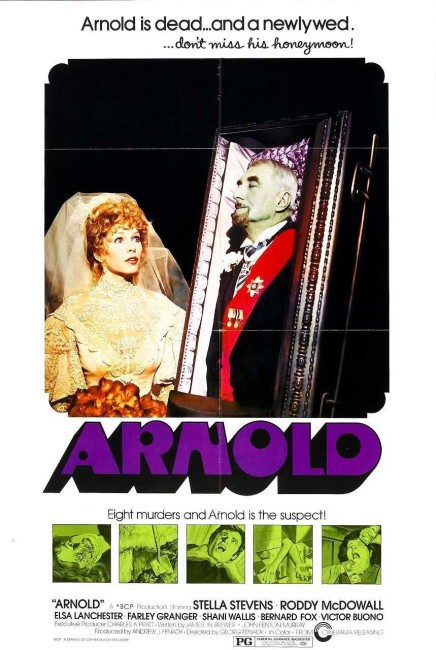 Arnold (1973) poster
