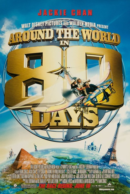 Around the World in 80 Days (2004) poster
