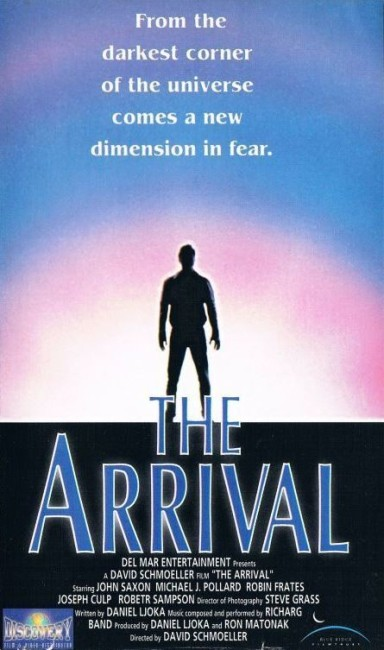 The Arrival (1991) poster