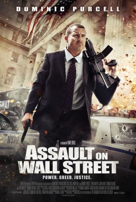 Assault on Wall Street (2013) poster