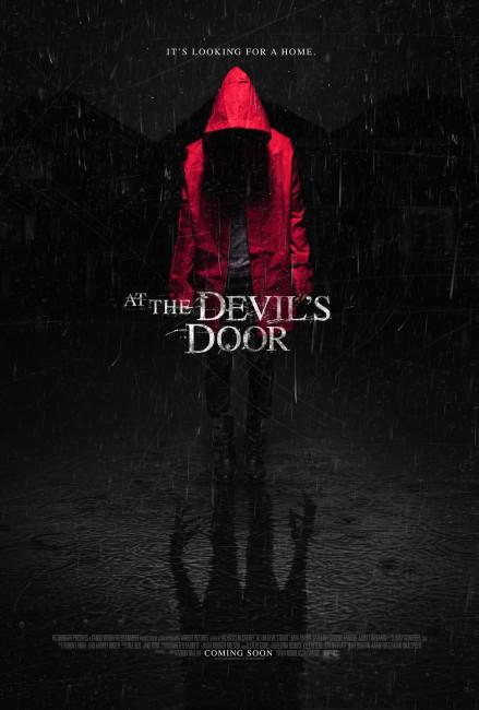 At the Devil's Door (2014) poster