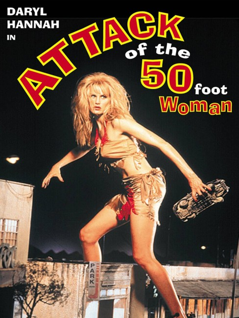 Attack of the 50 Ft. Woman (1993) poster