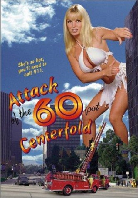 Attack of the 60 Foot Centerfolds (1995) poster