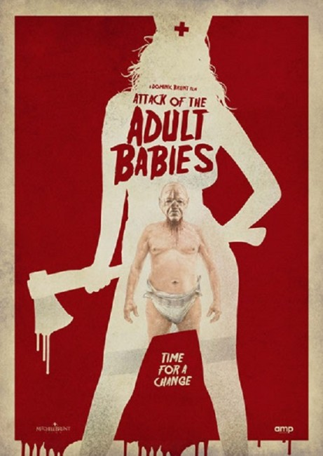 Attack of the Adult Babies (2017) poster