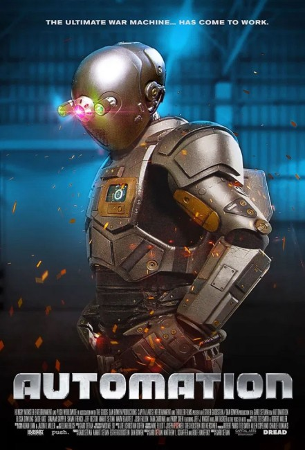 Automation (2019) poster