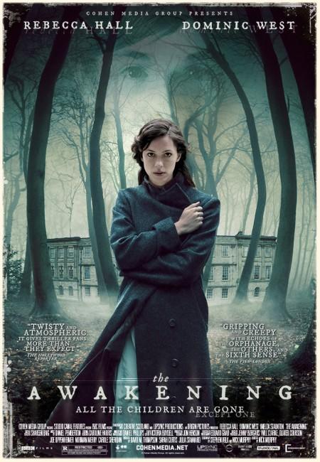 The Awakening (2011) poster
