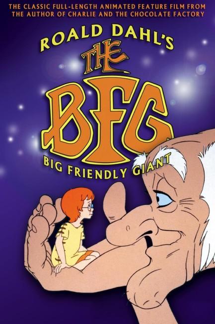 The BFG (1989) poster