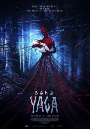Baba Yaga, Terror of the Dark Forest (2020) poster