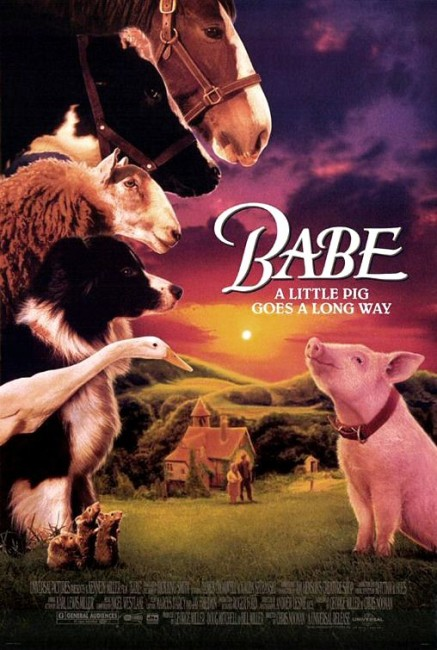 Babe (1995) poster