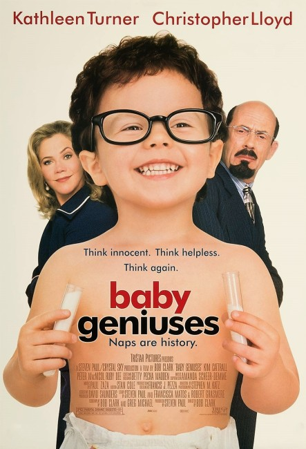 Baby Geniuses (1999) poster