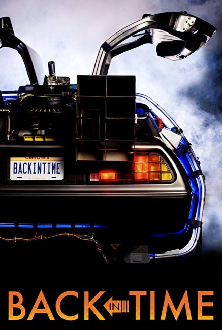 Back in Time (2015) poster
