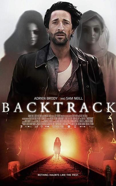 Backtrack (2015) posster