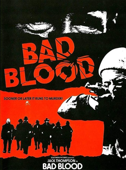 Bad Blood (1982) poster