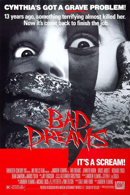 Bad Dreams (1988) poster