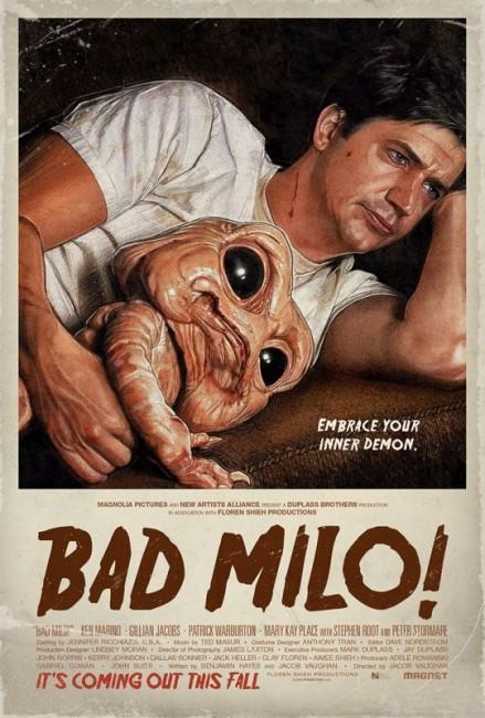 Bad Milo! (2013) poster