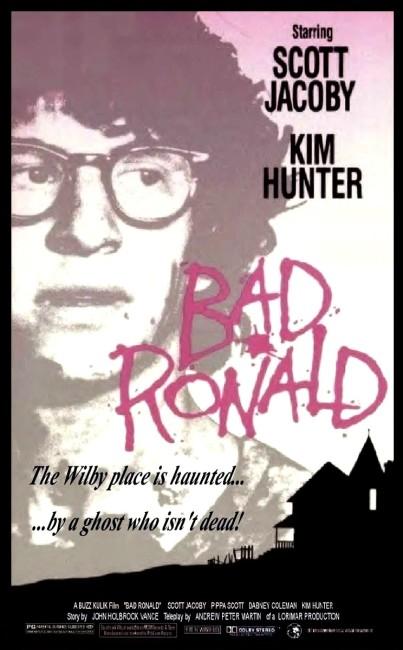 Bad Ronald (1974) poster