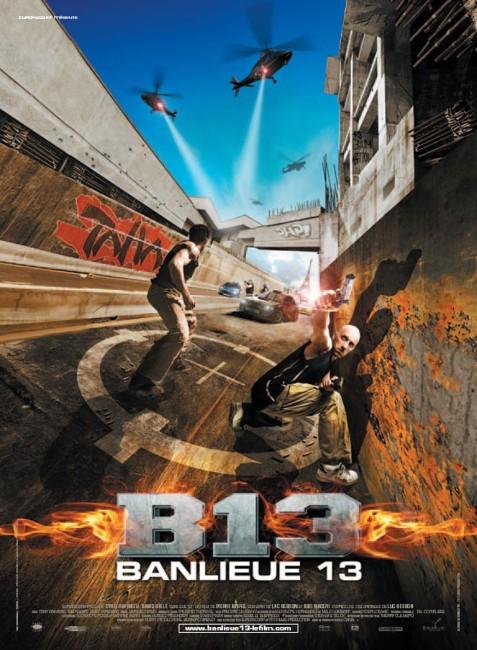 Banlieue 13 (2004) poster