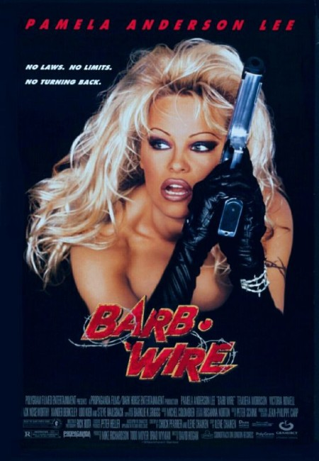 Barb Wire (1996) poster