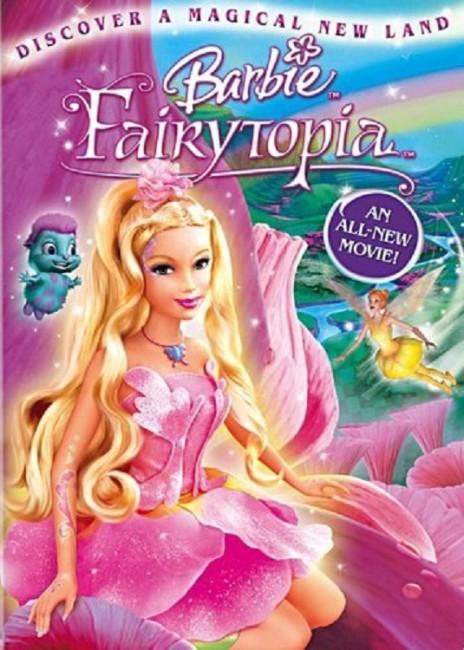 Barbie Fairytopia (2004) poster