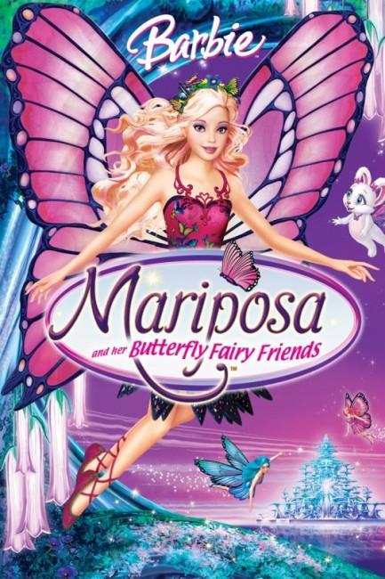 Barbie Mariposa (2008) poster
