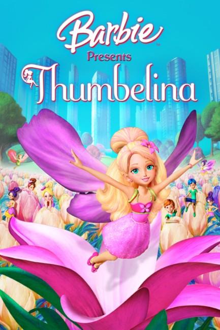 Barbie Presents Thumbelina (2009) poster