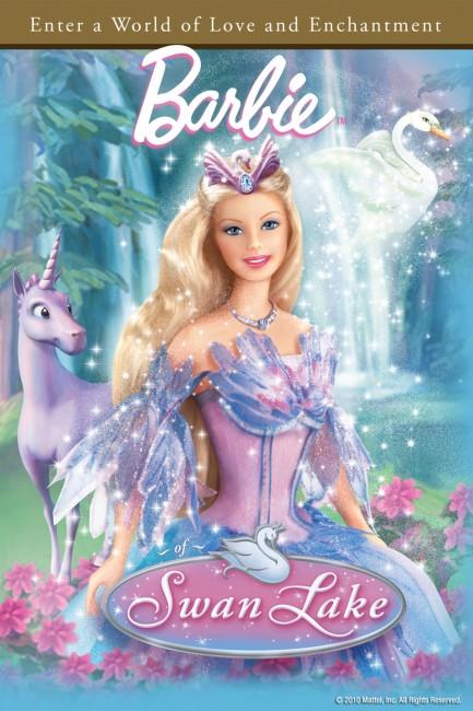 Barbie of Swan Lake (2003) poster