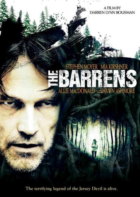 The Barrens (2012) poster