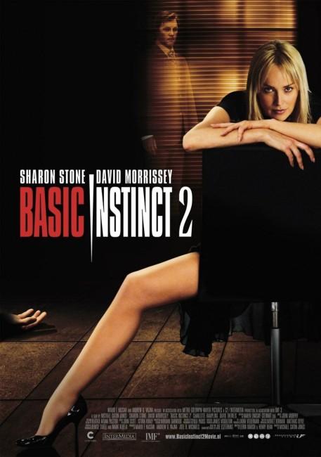 Basic Instinct 2 (2006) poster