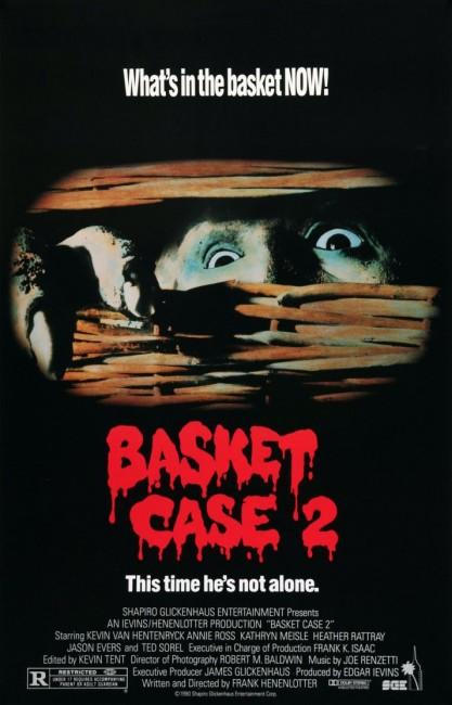 Basket Case 2 (1990) poster