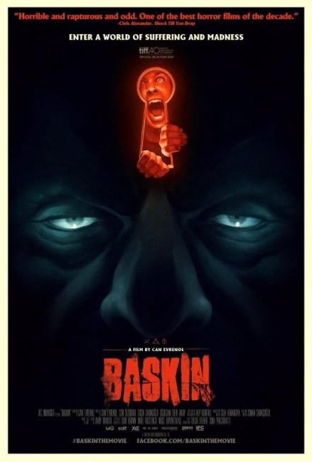 Baskin (2015) poster