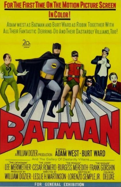 Batman (1966) poster