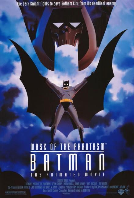Batman Mask of the Phantasm (1993) poster