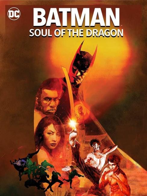 Batman: Soul of the Dragon (2021) poster