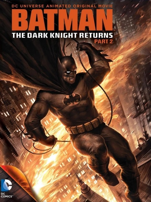 Batman The Dark Knight Returns Part II (2013) poster