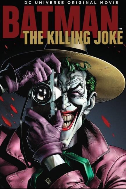 Batman The Killing Joke (2016) poster