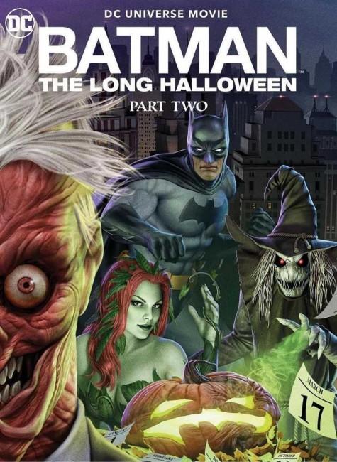 Batman: The Long Halloween Part Two (2021) poster