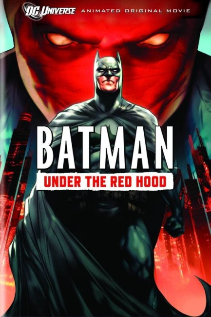 Batman: Under the Red Hood (2010) poster