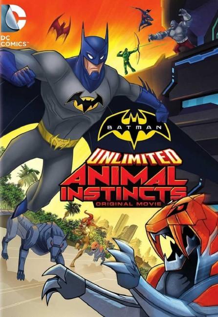 Batman Unlimited: Animal Instincts (2015) poster