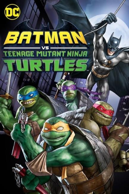Batman vs Teenage Mutant Ninja Turtles (2019) poster