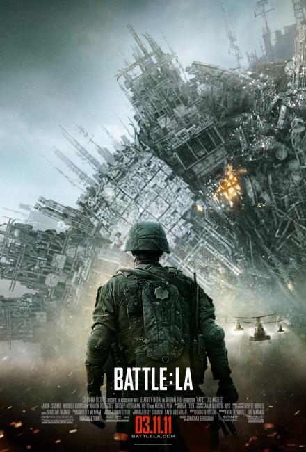 Battle Los Angeles (2011) poster 1