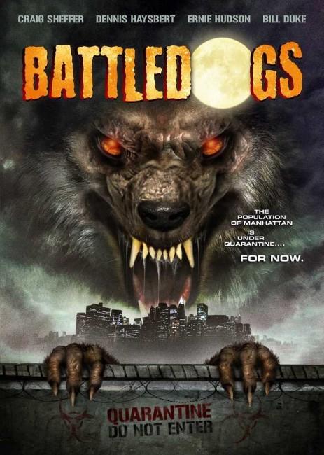 Battledogs (2013) poster