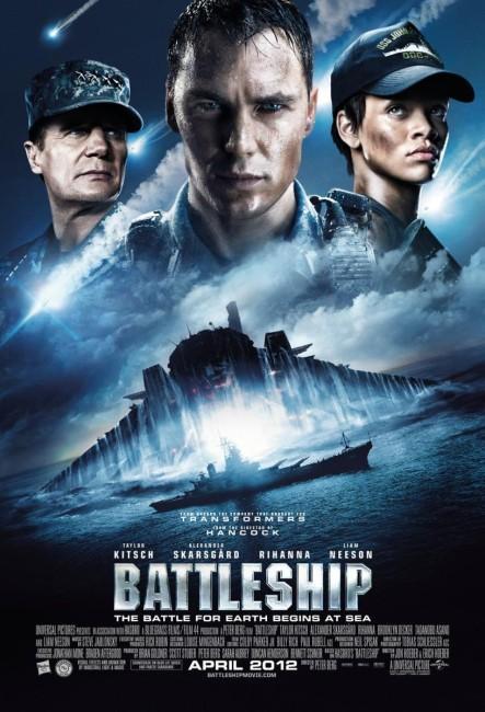 Battleship (2012) poster